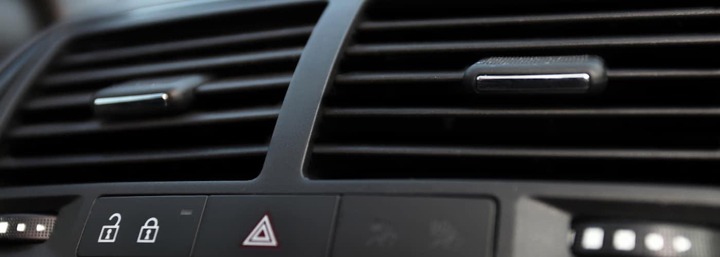Car AC Vents