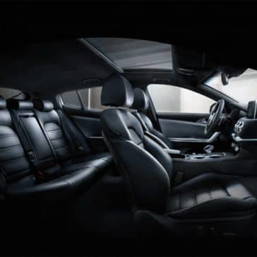 2020 Kia Stinger Seating