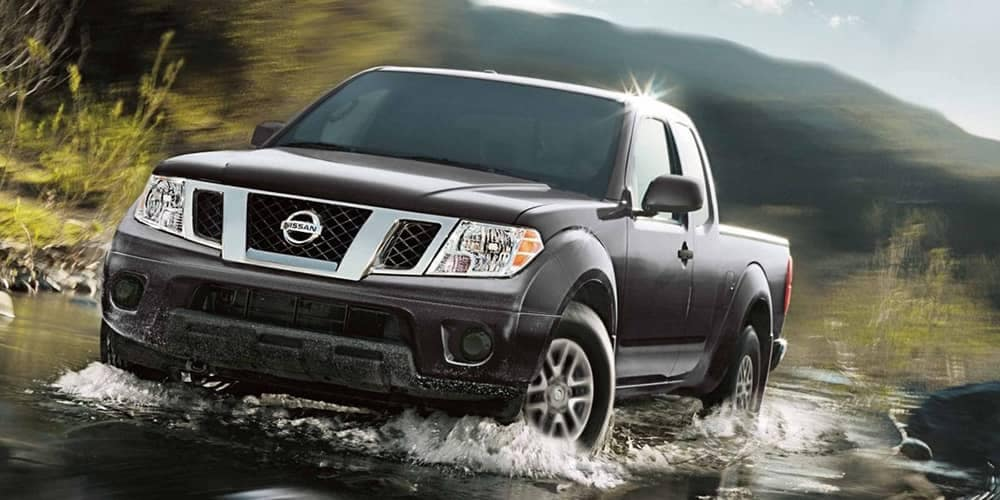 2018 Nissan Frontier Offroad