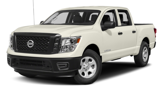 2018 Nissan Titan White