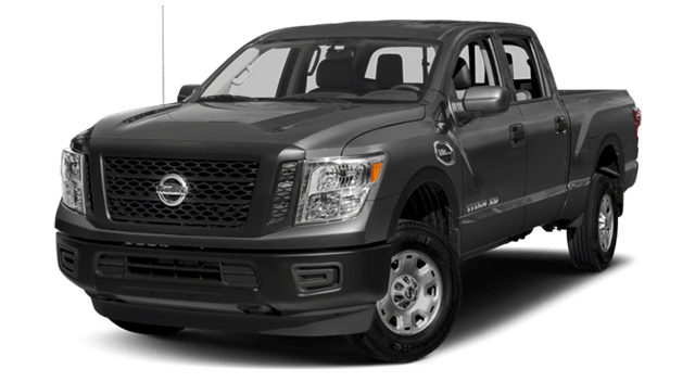 2018 Nissan Titan XD Gray