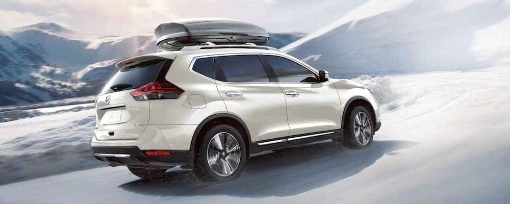 2019 rogue driving in snow