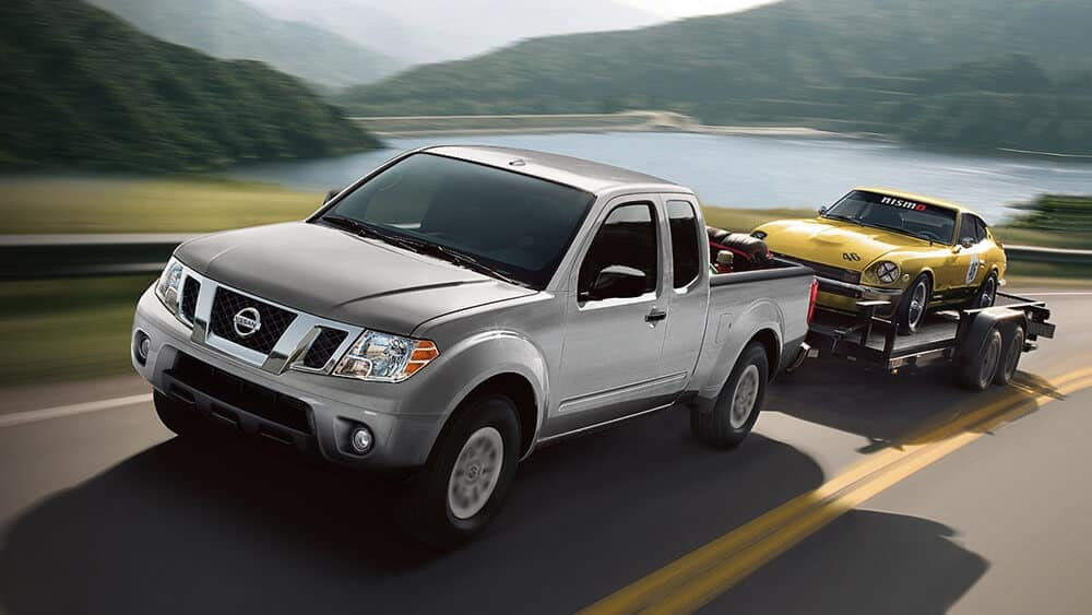 2019 Nissan Frontier Towing