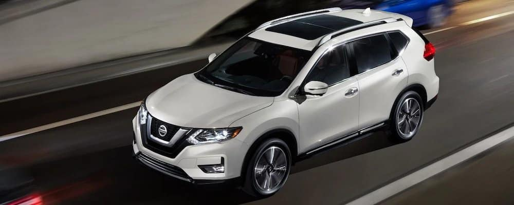 2019 rogue driving on highway