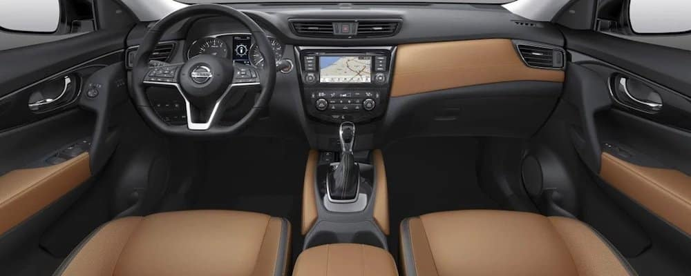 Nissan Rogue Seating >> What S Inside The 2019 Nissan Rogue Interior Suntrup Nissan