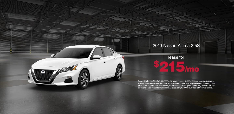Suntrup Nissan Nissan Dealer In St Louis Mo