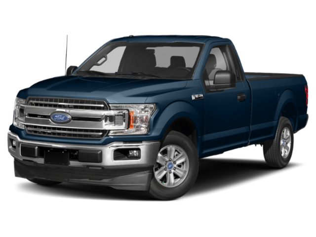 2019 f-150 side view