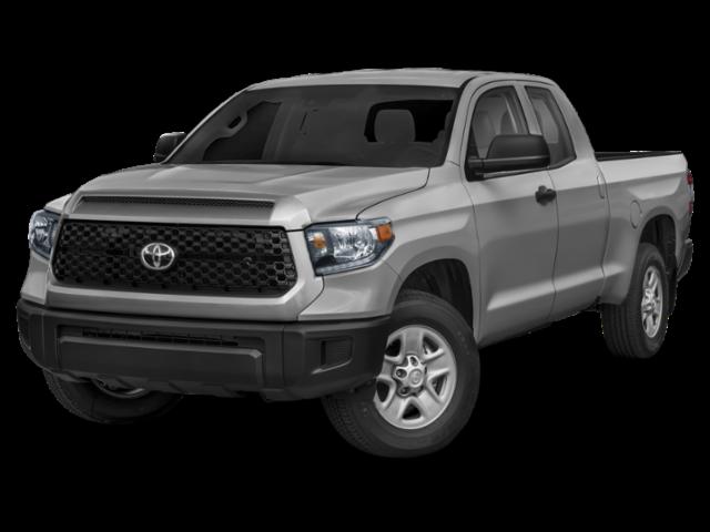 Grey 2020 Toyota Tundra