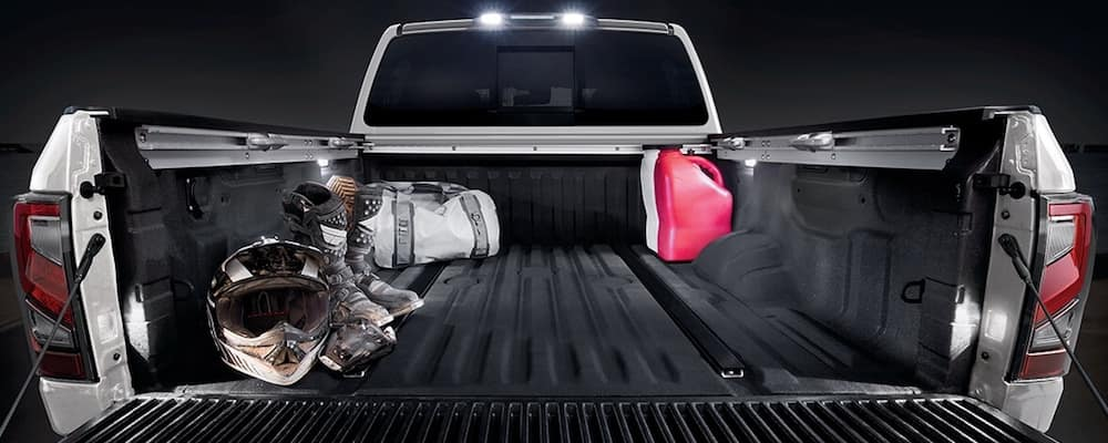 2020 Nissan Titan Bed Size Nissan Titan Bed Dimensions