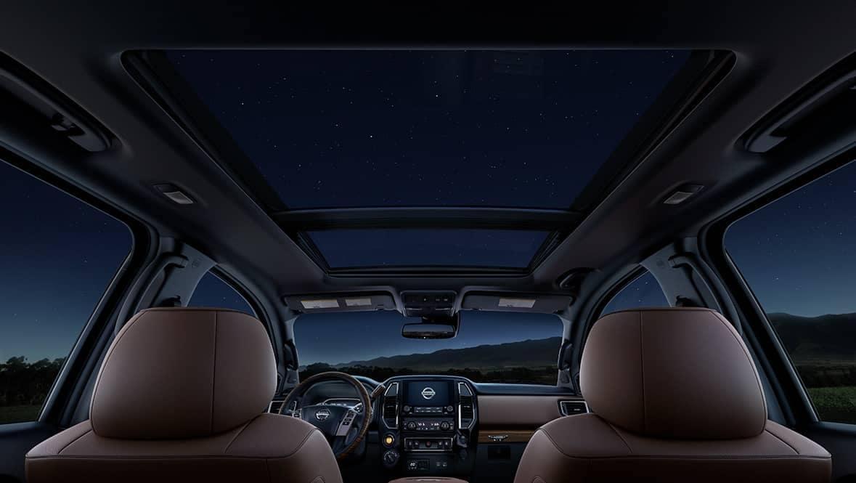 2020 Nissan Titan Sunroof