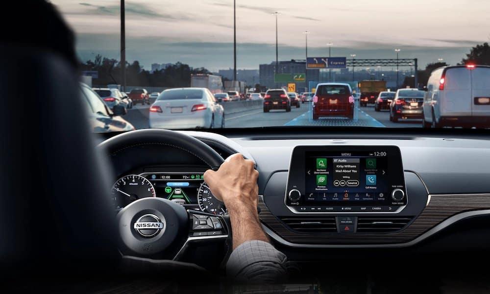 Nissan Intelligent Distance Control