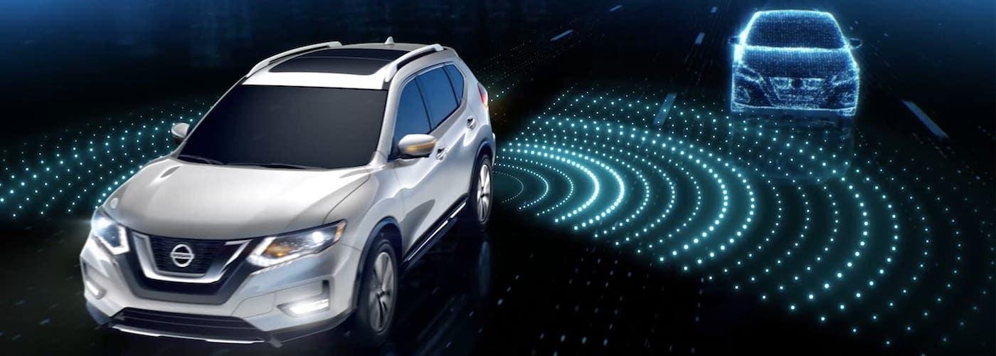 Nissan Intelligent Mobility Display