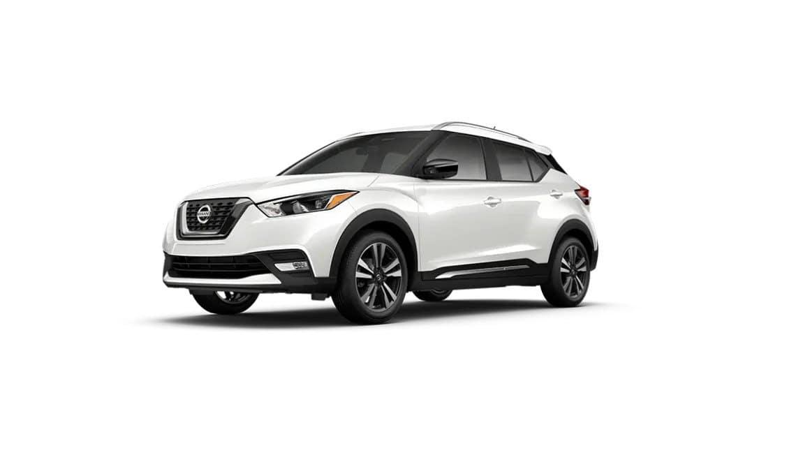 2020 Nissan Kicks Aspen White TriCoat