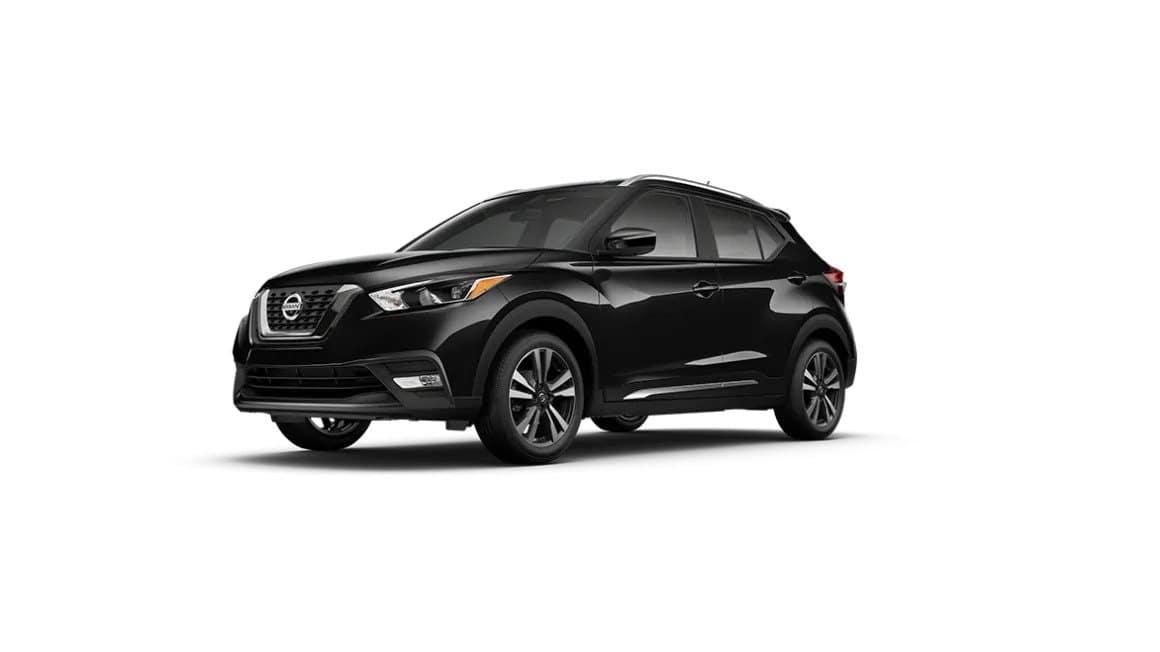 2020 Nissan Kicks Super Black
