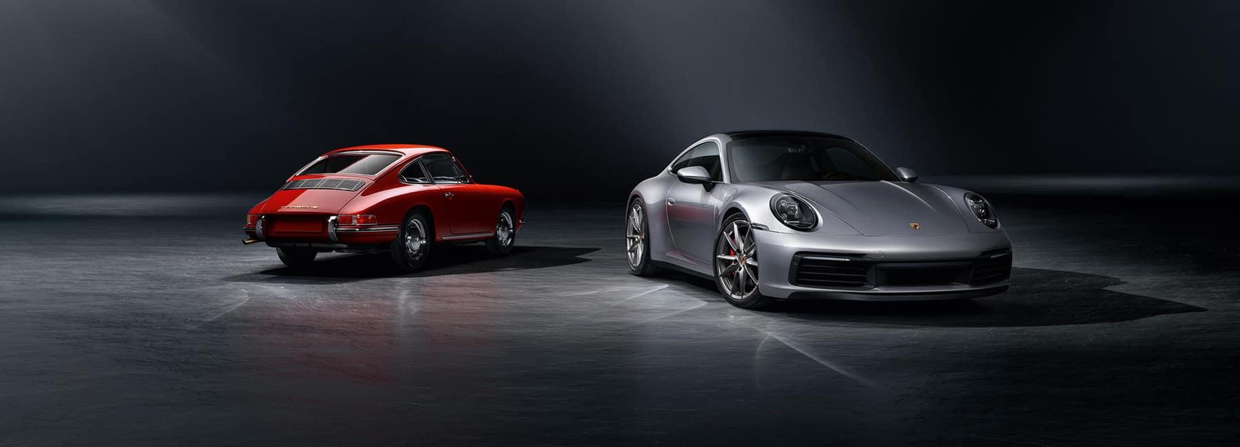 2019 Porsche 911 Evolution