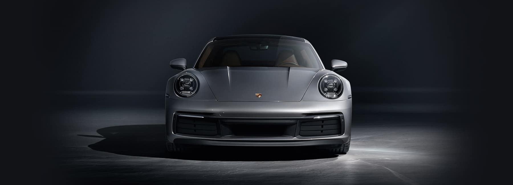 2019 Porsche 911 Front