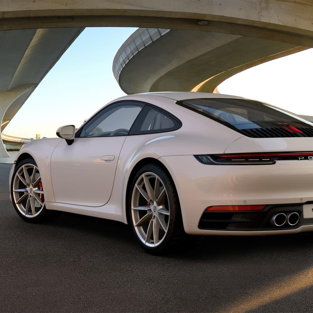 The All-New 2020 Porsche 911 Carrera S