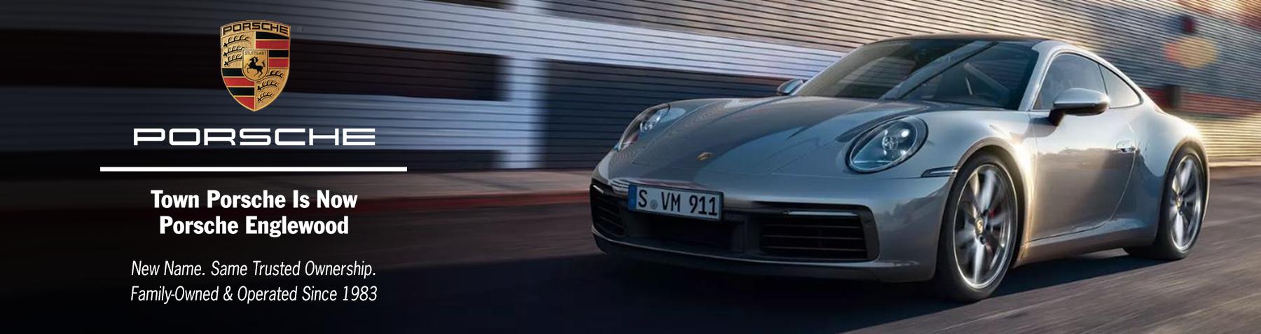 Town Porsche Is Now Porsche Englewood