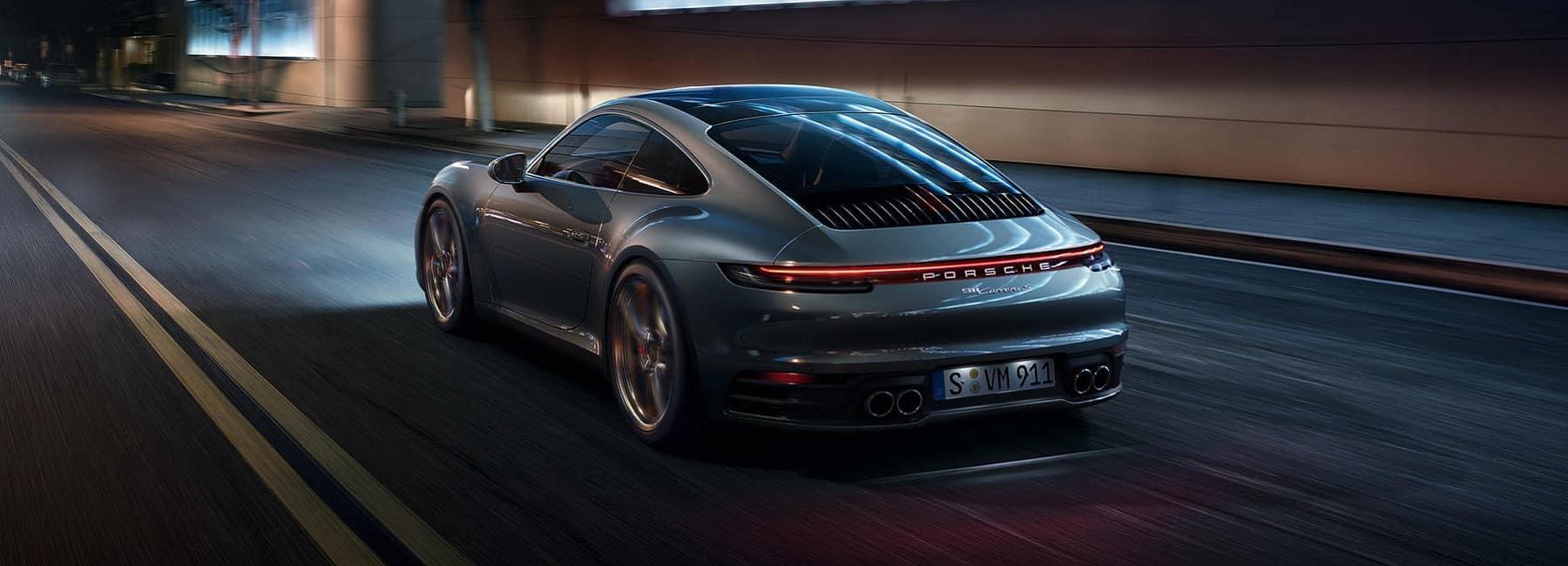 Porsche 911 Lease