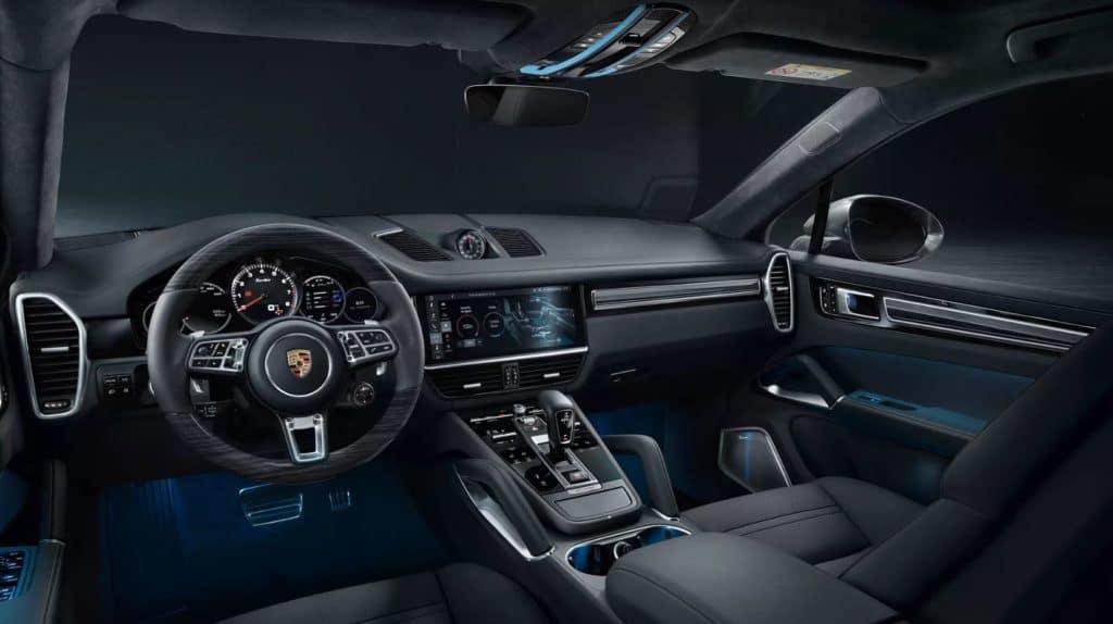 The All,New 2020 Porsche Cayenne Coupé