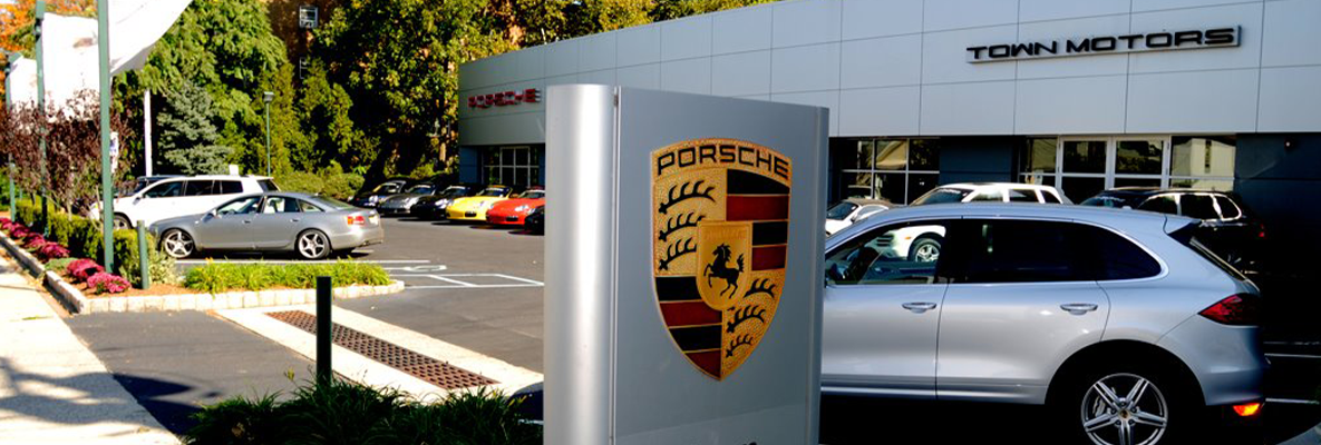 Town Porsche in Englewood, NJ