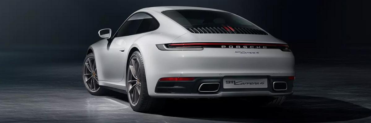 2020 Porsche 911 Carrera Exterior Design