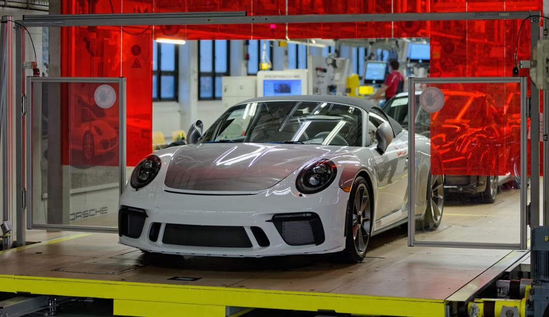 The 991 Generation Of The 911 Comes To An End