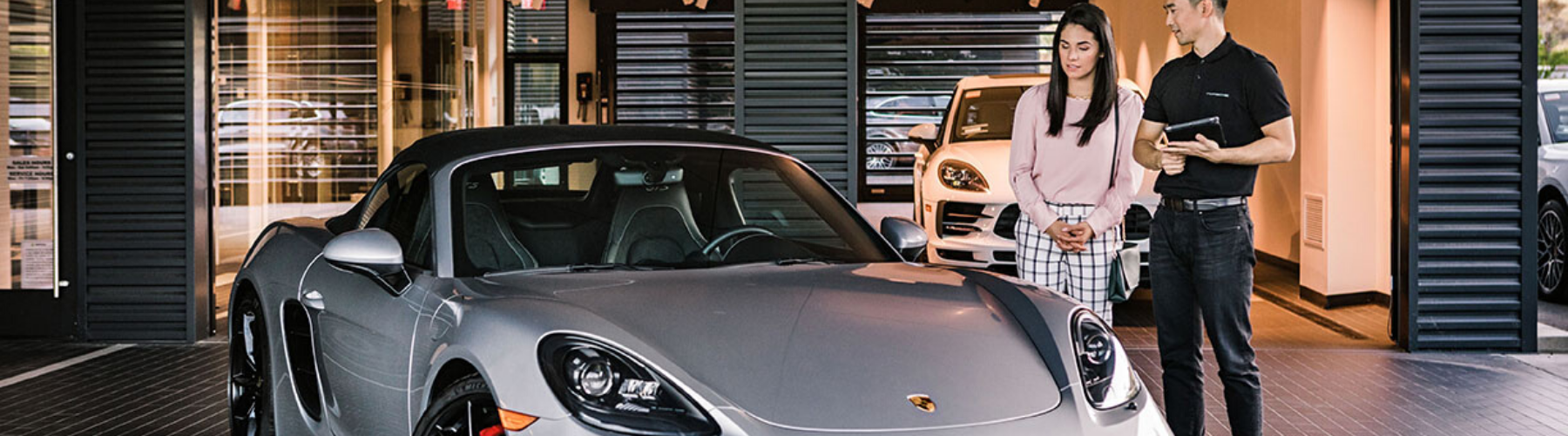 Value Your Trade at Porsche Englewood