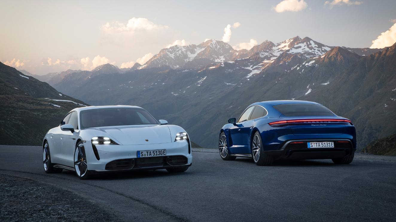 Porsche Taycan Wins World Car of the Year