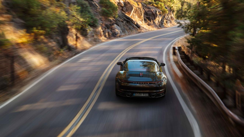 Porsche 911 Targa Performance