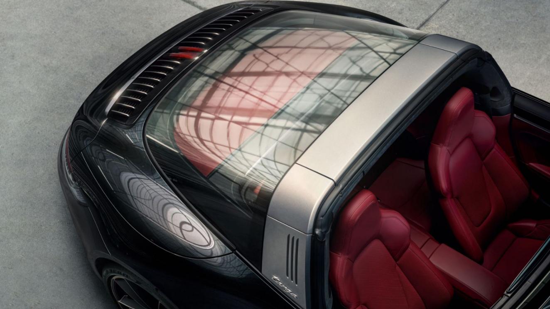 Porsche 911 Targa Roof