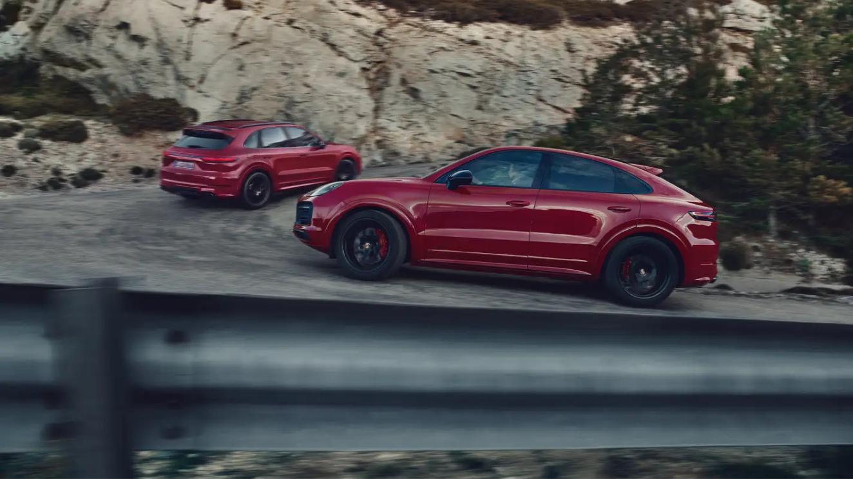 Porsche Cayenne GTS and Cayenne GTS Coupe Design