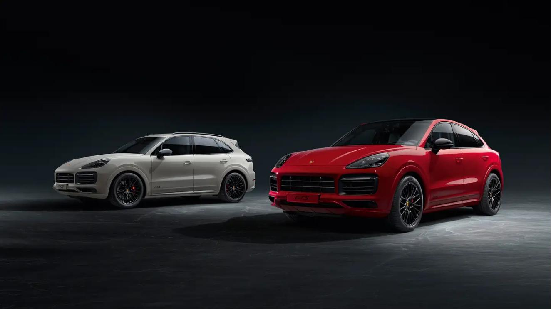 Porsche Cayenne GTS and Cayenne GTS Coupe