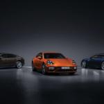 2021 Porsche Panamera Model Lineup