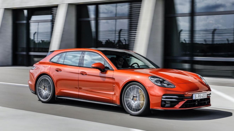 Porsche Panamera Performance