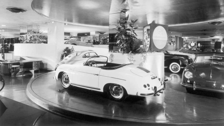 First Porsche Dealership in America