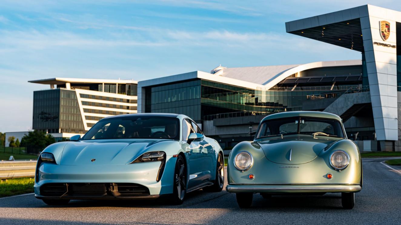 Porsche Celebrates 70th Anniversary in America