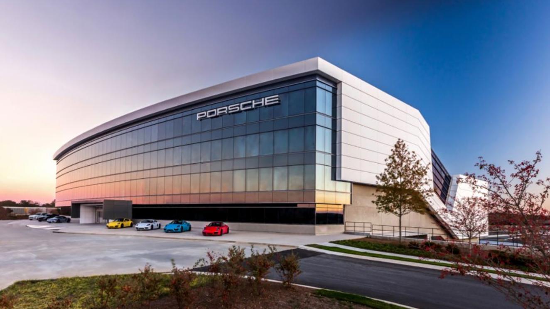 Porsche USA Headquarters in Atlanta