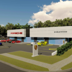 Porsche Englewood New Dealership Rendering