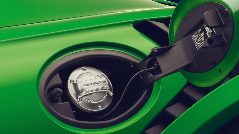 Porsche Alternative Fuels