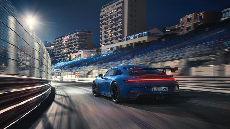 2022 Porsche 911 GT3 Performance