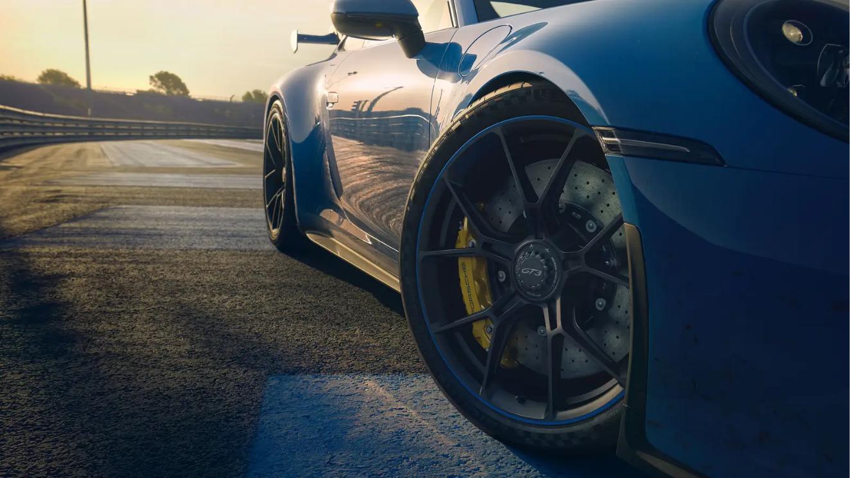 2022 Porsche 911 GT3 Wheels