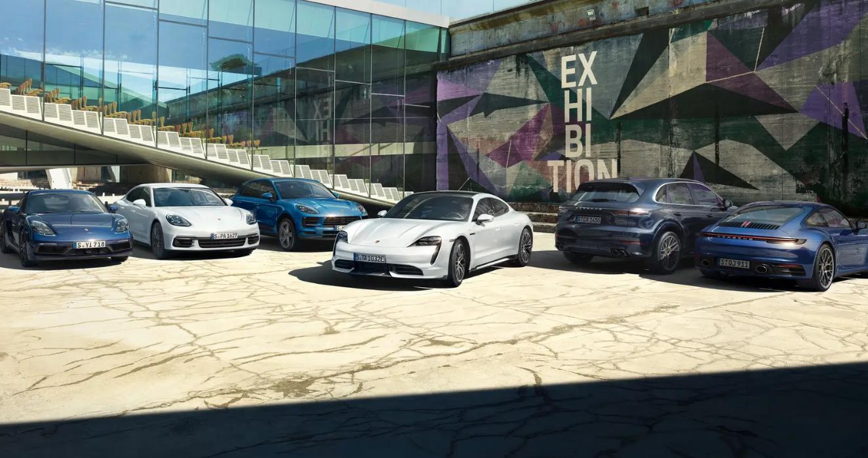 Porsche Sales Revenue Up 28% in First Quarter of 2021