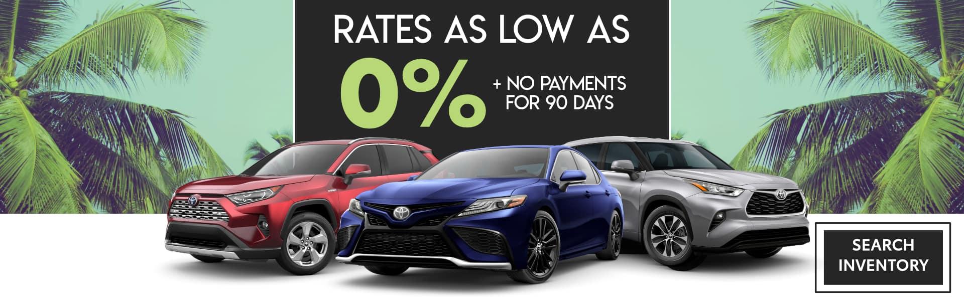 June 21 Low Rate