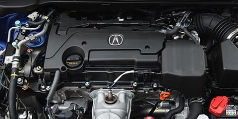 2018 Acura ILX Direct Injection Inline-4