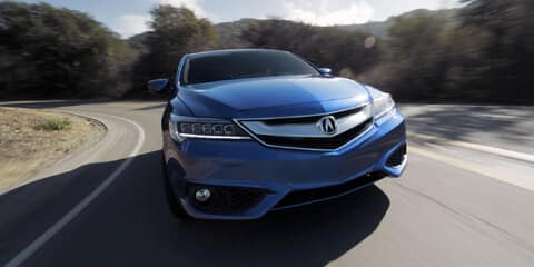 2018 Acura ILX Electric Power-Assisted Rack-and-Pinion Steering