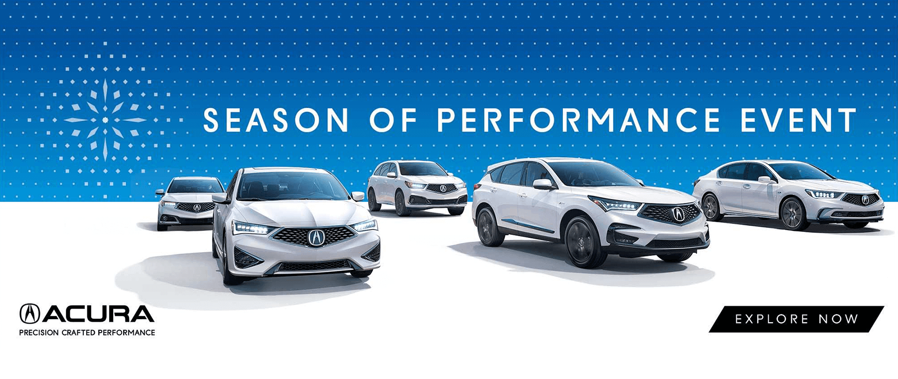 2018 Acura Season of Performance Event