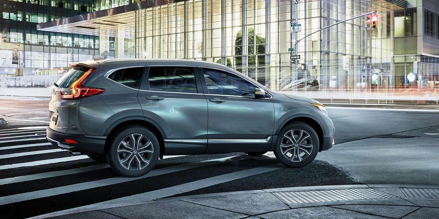 2020 Honda CR-V Performance Image