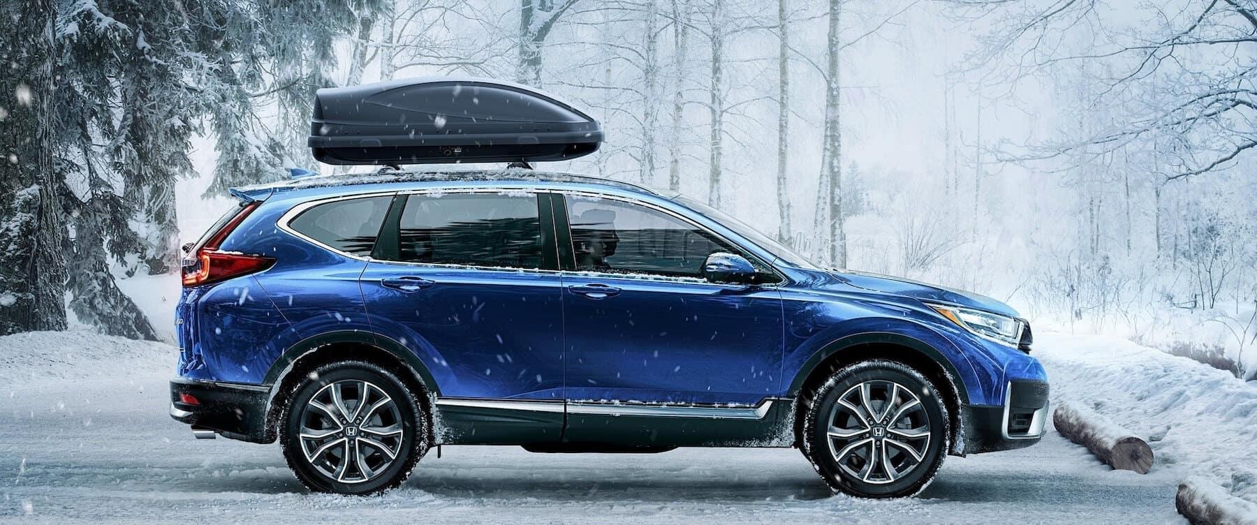 Honda SUV Lineup: 2021 CR-V Slider
