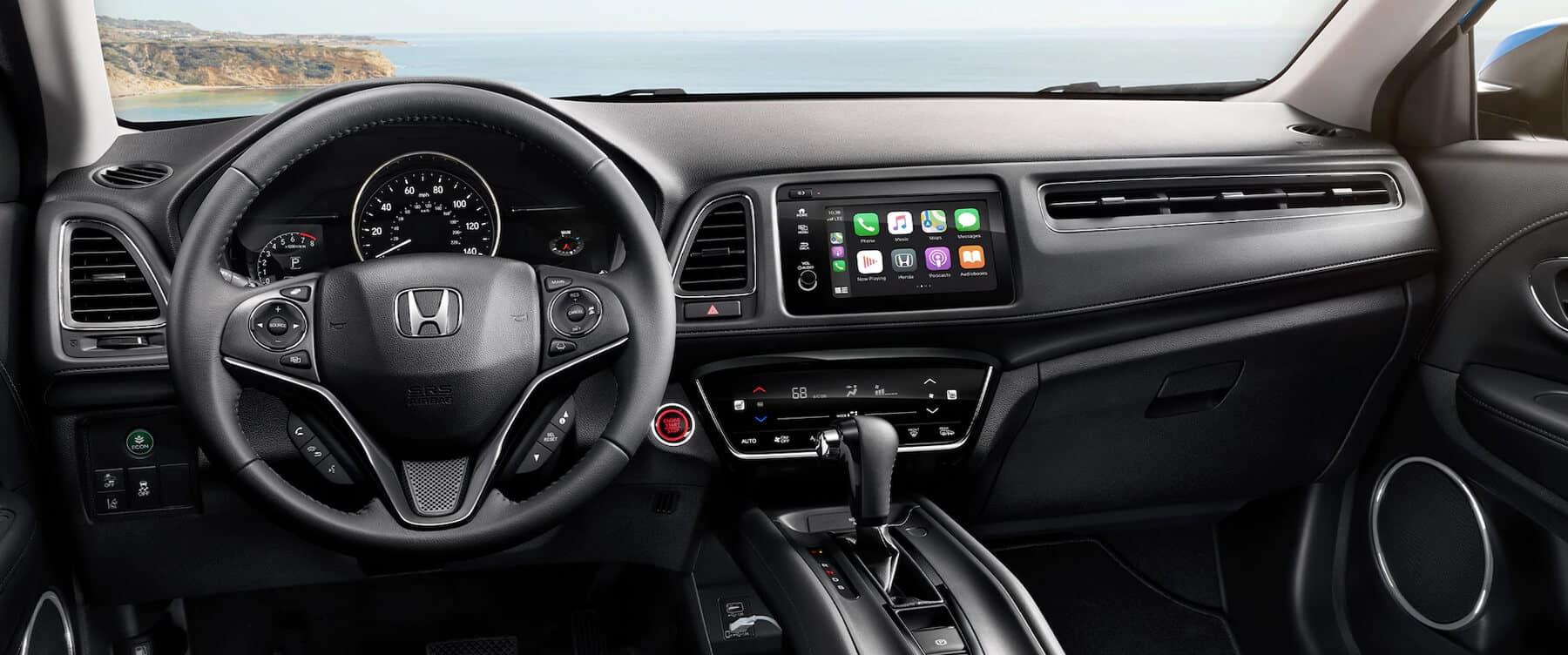 Honda SUV Lineup: 2021 HR-V Slider